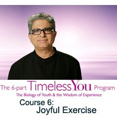 Timeless You: Joyful Exercise