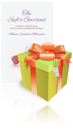 Book Giveaway - The Sufi's Garland by Manav Sachdeva Maasoom