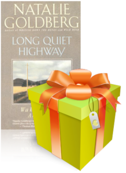Book Giveaway - Long Quiet Highway by Natalie Goldberg