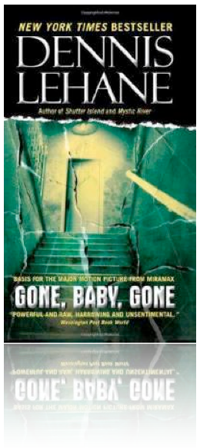 Book Review Gone Baby Gone The Uncustomary Book Review