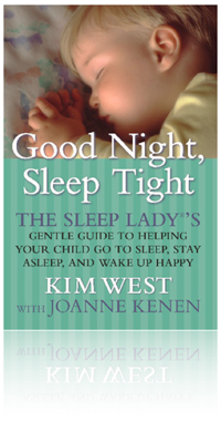 Good Night, Sleep Tight by Kim West with Joanne Kenen