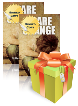 Book Giveaway - Spare Change by Bette Lee Crosby