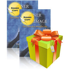 January 2012 Book Giveaway - Inner Pilgrimage by Raji Lukkoor