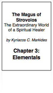 The Magus of Strovolos: Chapter 3 - Elementals
