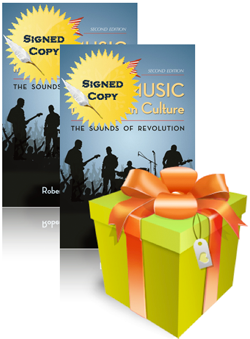 Book Giveaway - Rock Music in American Culture by Robert G. Pielke