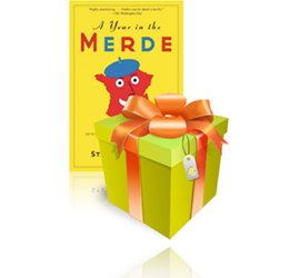 Book Giveaway - A Year in the Merde by Stephen Clarke