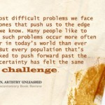 Quotes on Things Challenging