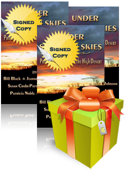 Book Giveaway - Under Sonoran Skies