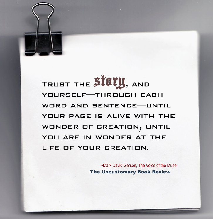 Quotes About Stories Amusing Quotes On The Power Of Stories  The Uncustomary Book Review