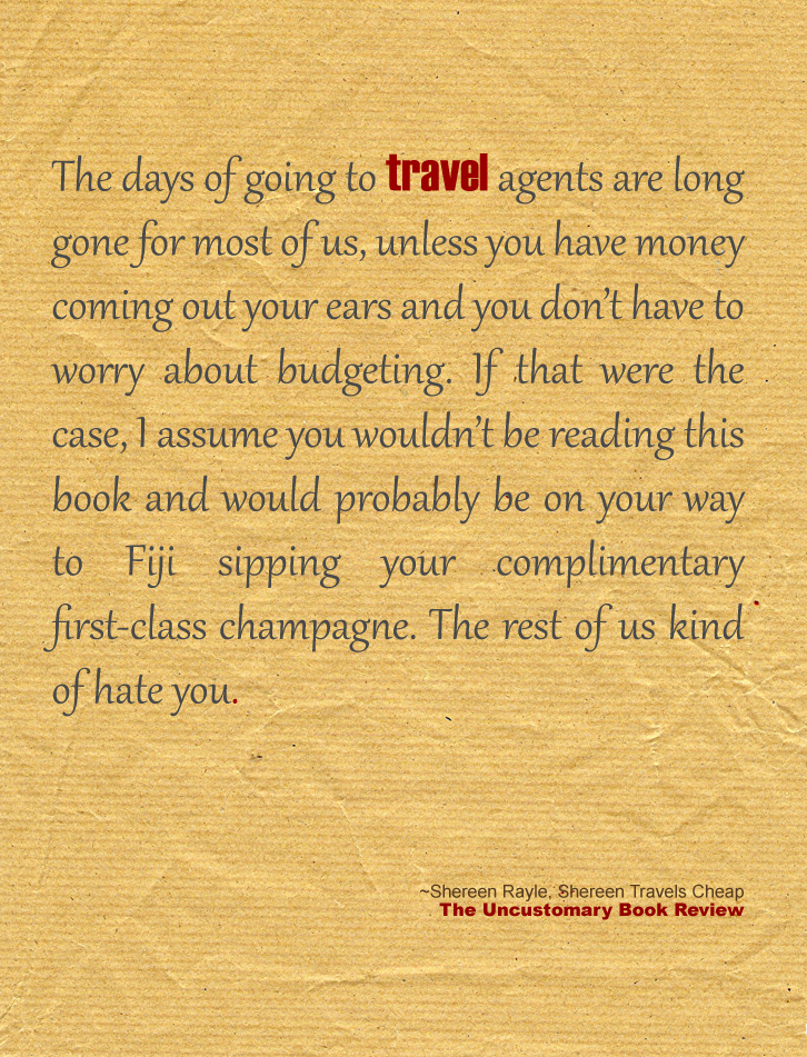 Quotes On Travel The Uncustomary Book Review