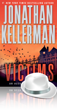 Rebecca Marble's Guest Review of Victims by Jonathan Kellerman