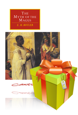 The Myth of the Magus by E. M. Butler