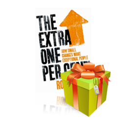 The Extra One Per Cent by Rob Yeung