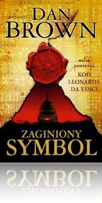 Zaginiony Symbol przez Dan Brown