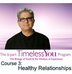 Timeless You: Healthy Relationships