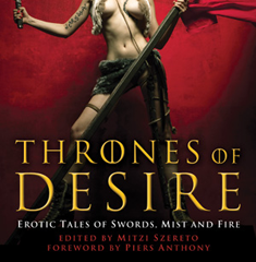 Thrones of Desire, edited by Mitzi Szereto