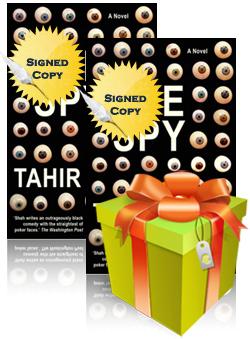 Eye Spy by Tahir Shah
